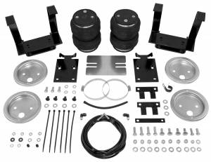 Air Lift - Air Lift LOADLIFTER 5000; LEAF SPRING LEVELING KIT; REAR; FOR COMMERCIAL CHASSIS ONLY; NO 57286 - Image 2