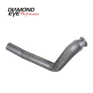 Turbo Chargers & Components - Down Pipes - Diamond Eye Performance - Diamond Eye Performance 1998-2002 FORD 7.3L POWERSTROKE E-SERIES VAN-PERFORMANCE DIESEL EXHAUST PART-4in 124001