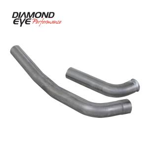 Turbo Chargers & Components - Down Pipes - Diamond Eye Performance - Diamond Eye Performance 2003-2007 FORD 6.0L POWERSTROKE F250/F350 (ALL CAB AND BED LENGTHS)-PERFORMANCE 125050