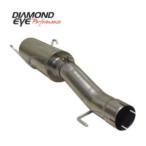 Exhaust - Mufflers - Diamond Eye Performance - Diamond Eye Performance 2004.5-EARLY 2007 DODGE 5.9L CUMMINS 2500/3500 (ALL CAB AND BED LENGTHS)-PERFORM 510212