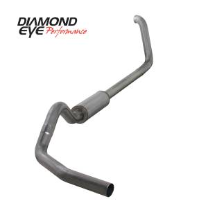 Diamond Eye Performance - Diamond Eye Performance 1999-2003.5 FORD 7.3L POWERSTROKE F250/F350 (ALL CAB AND BED LENGTHS) 4in. 409 S K4318S