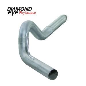 "Diamond Eye Performance - Diamond Eye Performance 13-14 DODGE 6.7L CUMMINS 5"" DIESEL PARTICULATE FILTER BACK SINGLE 409 STAINLESS K5256A"
