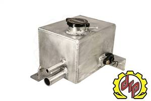 Cooling System - Cooling Tanks and Kits - Deviant Race Parts - Deviant Race Parts LMM Fabricated Coolant Tank for Twin Turbo Trucks 74600