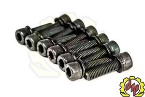 Exhaust - Exhaust Parts - Deviant Race Parts - Deviant Race Parts Cummins Exhaust Manifold Bolt Kit 86601