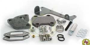 Exhaust - EGR Parts - Deviant Race Parts - Deviant Race Parts 2009-12 Cummins Budget EGR upgrade Kit 87113