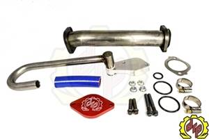 Exhaust - EGR Parts - Deviant Race Parts - Deviant Race Parts 6.0L Powerstroke EGR upgrade Kit 93100