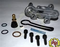 Fuel System & Components - Fuel System Parts - Deviant Race Parts - Deviant Race Parts 6.0L Powerstroke Blue Spring Fuel Pressure Regulator Kit 93200