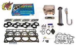 Engine Parts - Cylinder Head Parts - Deviant Race Parts - Deviant Race Parts Stage 1 Complete 20MM 6.0L Powerstroke Head Gasket Parts Kit 93530
