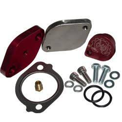 Exhaust - EGR Parts - Deviant Race Parts - Deviant Race Parts 6.4L Powerstroke Budget EGR upgrade 94120