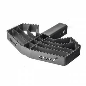 Towing - Towing Accessories - Gen-Y Hitch - Gen-Y Hitch Serrated Hitch Step - GH-030