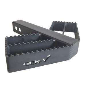 Towing - Towing Accessories - Gen-Y Hitch - Gen-Y Hitch Serrated Hitch Step - GH-035