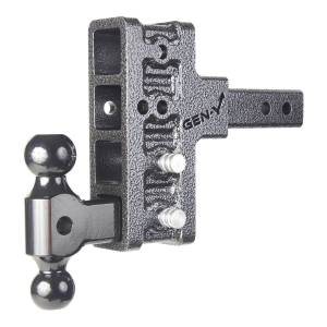 "Towing - Drop Hitchs - Gen-Y Hitch - Gen-Y Hitch 16K Drop Hitch 2"" Shank - GH-214"