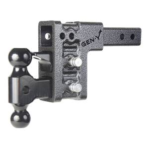 "Gen-Y Hitch - Gen-Y Hitch 16K Drop Hitch 2"" Shank - GH-523"