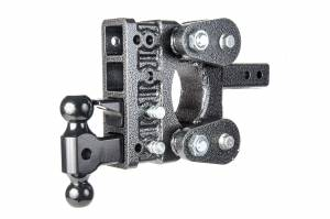 "Gen-Y Hitch - Gen-Y Hitch 16K Torsion Drop Hitch 2"" & 2.5"" Shank - GH-1124"