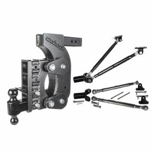 "Towing - Drop Hitchs - Gen-Y Hitch - Gen-Y Hitch 16K Torsion Drop Hitch 2"" & 2.5"" Shank - GH-1424"