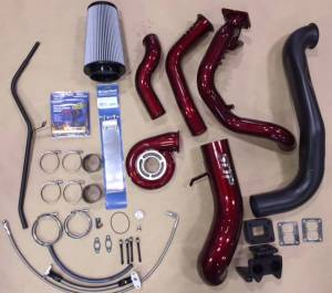 SDP - SDP S400 - GT42 install kit with or w/o turbo LBZ-LMM - SDP-1035