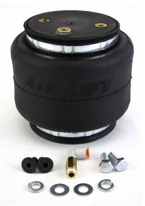 Air Lift - Air Lift LOADLIFTER 5000 ULTIMATE REPLACEMENT AIR SPRING; FRONT; INCLUDES HARDWARE AND ON 84252 - Image 1