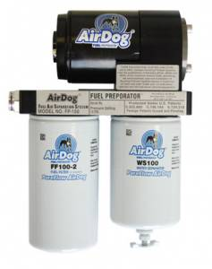 Fuel System & Components - Fuel Pumps & Air Separators - PureFlow AirDog - AirDog  FP-150 2011-2014 Chevy Duramax