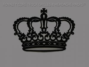 Grilles & Badges - Emblems/Logos - Royalty Core - Royalty Core Imperial Crown