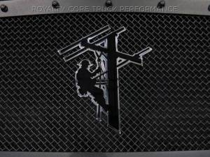 Grilles & Badges - Emblems/Logos - Royalty Core - Royalty Core Lineman Emblem