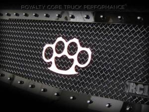 Grilles & Badges - Emblems/Logos - Royalty Core - Royalty Core Brass Knuckles