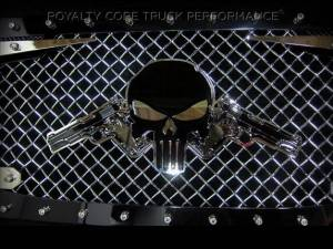 Grilles & Badges - Emblems/Logos - Royalty Core - Royalty Core Colt 1911's & Punisher
