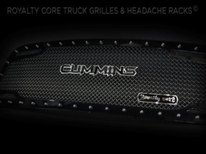 Grilles & Badges - Emblems/Logos - Royalty Core - Royalty Core Cummins Emblem