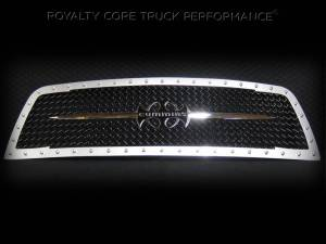 Grilles & Badges - Emblems/Logos - Royalty Core - Royalty Core Cummins w/ Sword Assy