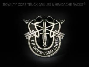 Grilles & Badges - Emblems/Logos - Royalty Core - Royalty Core De Oppresso Liber Emblem