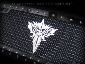 Grilles & Badges - Emblems/Logos - Royalty Core - Royalty Core Fierce Eagle Emblem