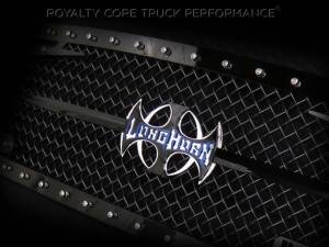 Grilles & Badges - Emblems/Logos - Royalty Core - Royalty Core Longhorn with Sword Assembly