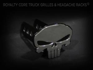 Grilles & Badges - Emblems/Logos - Royalty Core - Royalty Core Punisher Hitch Cover