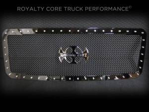 Grilles & Badges - Emblems/Logos - Royalty Core - Royalty Core Royalty Core Emblem