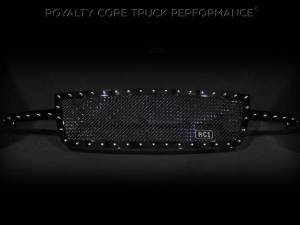 Royalty Core - Royalty Core Chevrolet 1500 2006-2007 Full Grille Replacement RC1 Classic Grille