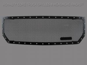 Grilles & Badges - Grilles - Royalty Core - Royalty Core Chevrolet 1500 2016-2018 RC1 Classic Grille