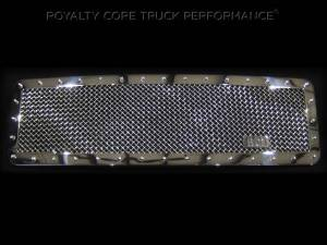 Grilles & Badges - Grilles - Royalty Core - Royalty Core Chevrolet 1500 2016-2018 RC1 Classic Grille Chrome