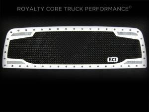 Grilles & Badges - Grilles - Royalty Core - Royalty Core Chevrolet 1500 2007-2013 RC2 Full Grille Replacement Factory Color Match