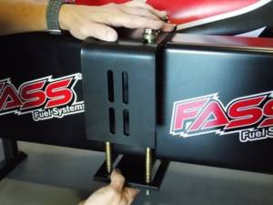 Fuel System & Components - Fuel System Parts - FASS - FASS Semi Frame Bracket - SFB-1001