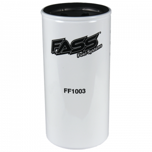 FASS - FASS HD Fuel Filter - 3 Micron - FF-1003