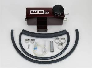 Cooling System - Cooling Tanks and Kits - Wehrli Custom Fabrication - Wehrli Custom Fabrication Twin Turbo Coolant Tank Kit LB7, LLY, LBZ