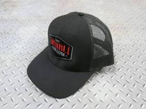 Gear & Apparel - Hats - Wehrli Custom Fabrication - Wehrli Custom Fabrication Snap Back Hat Black Badge