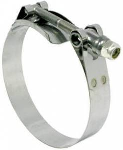 "Wehrli Custom Fabrication - Wehrli Custom Fabrication 3 1/2"" T-Bolt Clamp"