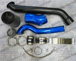 Wehrli Custom Fabrication - Wehrli Custom Fabrication 2007.5-09 6.7 Cummins S400 2nd Gen Swap Kit
