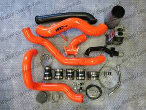 Turbo Chargers & Components - Turbo Charger Kits - Wehrli Custom Fabrication - Wehrli Custom Fabrication S300 Single Install Kit LLY Duramax
