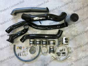 Turbo Chargers & Components - Turbo Charger Kits - Wehrli Custom Fabrication - Wehrli Custom Fabrication S300 Single Install Kit LML Duramax