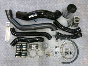 Turbo Chargers & Components - Turbo Charger Kits - Wehrli Custom Fabrication - Wehrli Custom Fabrication S400 Single Install Kit LML Duramax