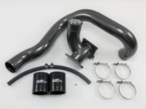 Turbo Chargers & Components - Intercoolers and Pipes - Wehrli Custom Fabrication - Wehrli Custom Fabrication LLY Y-Bridge Kit