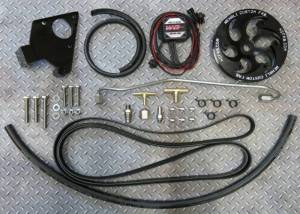 Fuel System & Components - Fuel System Parts - Wehrli Custom Fabrication - Wehrli Custom Fabrication Twin CP3 Kit LBZ/LMM Duramax
