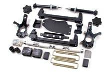 "Zone Offroad - Zone Offroad Chevy/GMC 6.5"" Suspension System - ZONC1"