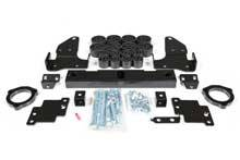 "Zone Offroad - Zone Offroad Chevy/GMC 2.75"" Combo Lift Kit - ZONC1257"